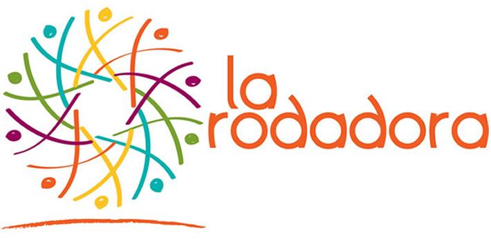 logotipo la rodadora colores ok